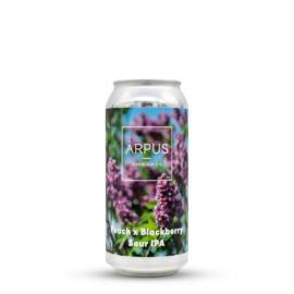 Peach x Blackberry Sour IPA | Arpus (LVA) | 0,44L - 7,5%