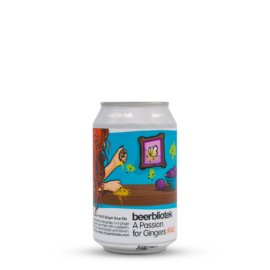 A Passion For Gingers | Beerbliotek (SWE) | 0,33L - 3,8%