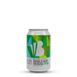 Single Hop Mosaic   Beerbliotek (SWE)   0,33L - 6,5%