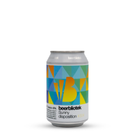 Sunny Disposition | Beerbliotek (SWE) | 0,33L - 5,2%