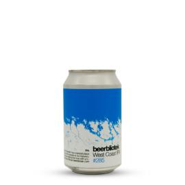 West Coast IPA   Beerbliotek (SWE)   0,33L - 6,5%