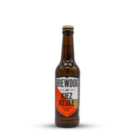 Kiez Keule   Brewdog Berlin (DE/SCO)   0,33L - 5,8%