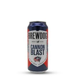 Cannon Blast | BrewDog USA (USA) | 0,473L - 5%