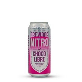Choco Libre Nitro | BrewDog USA (USA) | 0,4L - 5%