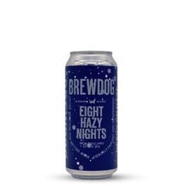 Eight Hazy Nights | BrewDog USA (USA) | 0,473L - 7,2%