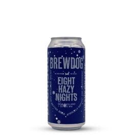 Eight Hazy Nights   BrewDog USA (USA)   0,473L - 7,2%