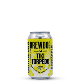 Tiki Torpedo | BrewDog USA (USA) | 0,355L - 0,5%