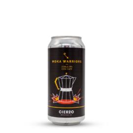 Moka Warriors | Cierzo (ESP) | 0,44L - 8%