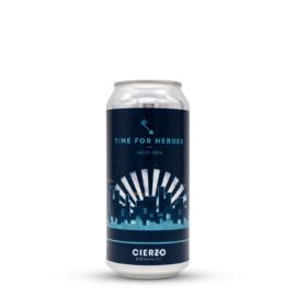Time For Heroes | Cierzo (ESP) | 0,44L - 8%