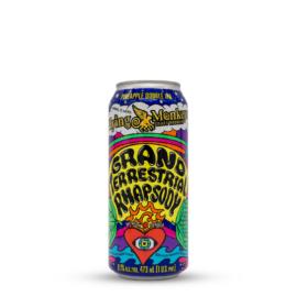 Grand Terrestrial Rhapsody   Flying Monkeys (CAN)   0,473L - 8%