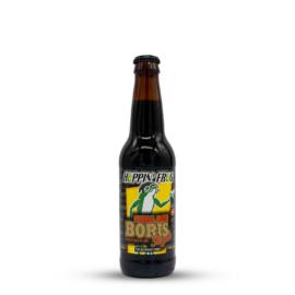 Barrel Aged B.O.R.I.S. Royale | Hoppin' Frog (USA) | 0,355L - 9,4%