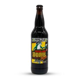 Barrel Aged B.O.R.I.S. Royale | Hoppin' Frog (USA) | 0,65L - 9,4%