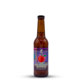 The Most Beautiful Tangerine | HopTop (HU) | 0,33L - 5,8%