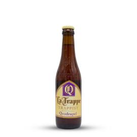 La Trappe Quadrupel | De Koningshoeven (NL) | 0,33L - 10%