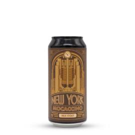 New York Mocaccino   Mad Scientist (HU)   0,44L - 6,6%