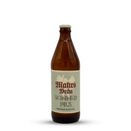 Sommerpils | Mahr's (DE) | 0,5L - 2,8%