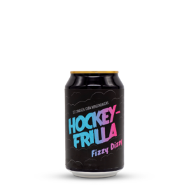 Hockeyfrilla Fizzy Dizzy   Morgondagens (SWE)   0,33L - 4,5%