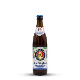 Paulaner Hefe-Weißbier Alkoholfrei   Paulaner (DE)   0,5L - 0,5%