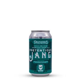 Pretentious Jane | Pretentious (USA) x BrewDog USA (USA) | 0,375L - 6,3%