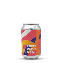 First Wave | Ugar X Reketye (HU) | 0,33L - 6,8%