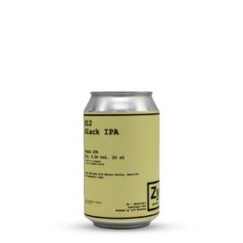 #12 - Black IPA | Zymologic (SWE) | 0,33L - 6,6%