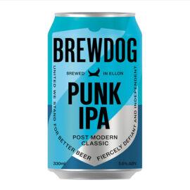 Punk IPA | BrewDog (SCO) | 0,33L - 5,6%