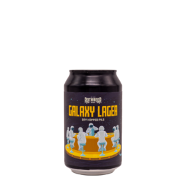 Galaxy Lager | RothBeer (HU) | 0,33L - 5%