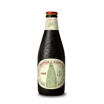 Christmas Ale - 2019 | Anchor Brewing (USA) | 0,355L - 6,9%