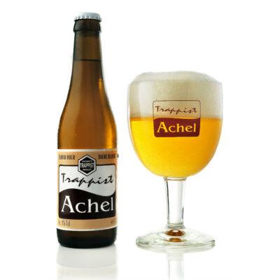 Achel Blonde   Sint-Benedictusabdij de Achelse Kluis (BE)   0,33L - 8%