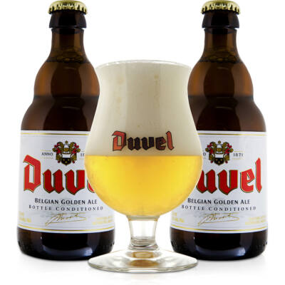 Duvel | Duvel Moortgat (BE) | 0,33L - 8,5%