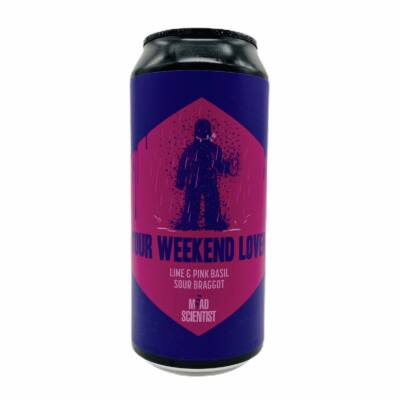 Your Weekend Lover | Mead Scientist (HU) | 0,44L - 6,7%