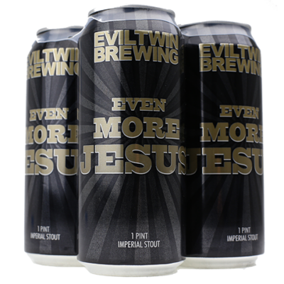 Even More Jesus | Evil Twin NYC (USA) | 0,473L - 12%