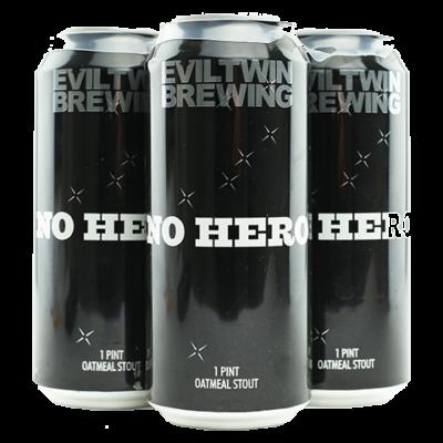 No Hero | Evil Twin (USA) | 0,473L - 7%