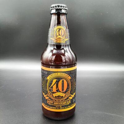 40th Hoppy Anniversary Ale | Sierra Nevada (USA) | 0,355L - 6%
