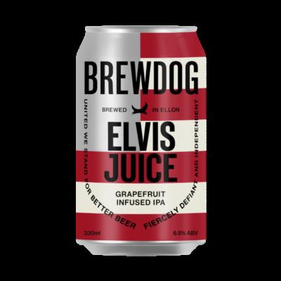 Elvis Juice | BrewDog (SCO) | 0,33L - 6,5%