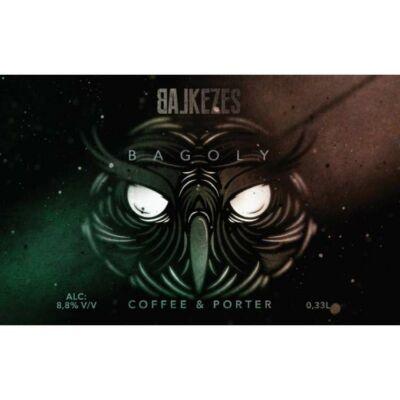 Bagoly - Coffee & Porter | Balkezes (HU) | 0,33L - 8,8%