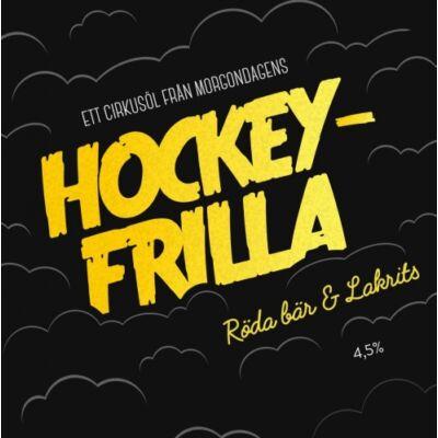Hockeyfrilla   Morgondagens (SWE)   0,33L - 4,5%
