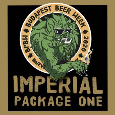 BPBW Budapest Beer Week | Home Sessions | Imperial I. sörcsomag