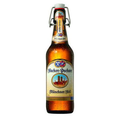 Münchner Hell | Hacker - Pschorr (DE) | 0,5L - 5%
