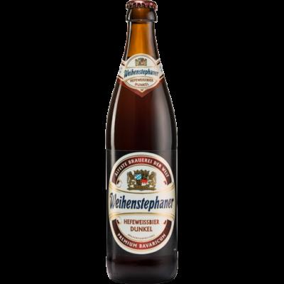 Weihenstephaner Hefeweissbier Dunkel | Weihenstephan (DE) | 0,5L - 5,3%