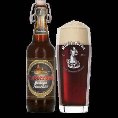 Rauchbier | Klosterbräu Bamberg (DE) | 0,5L - 5,8%