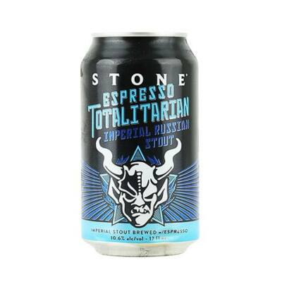 Espresso Totalitarian Imperial Russian Stout | Stone (USA) | 0,355L - 10,6%