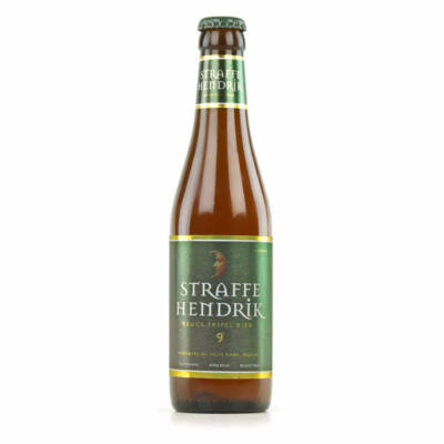 Straffe Hendrik Tripel   Halve Maan (BE)   0,33L - 9%