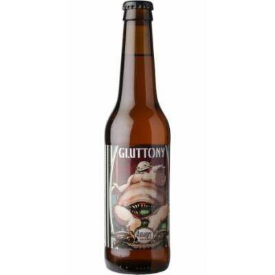 The Sinner Series - Gluttony   Amager Bryghus (DK)   0,33L - 9,4%