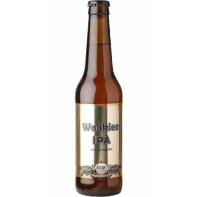 Wookiee IPA | Amager (DK) / Port Brewing (USA) 0,33L - 7,2%