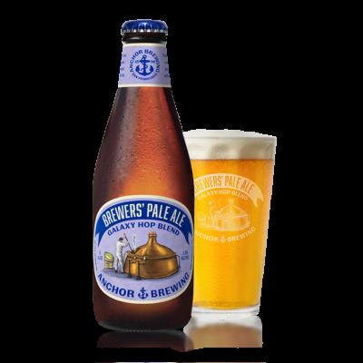Anchor Brewers' Pale Ale Galaxy Hop Blend