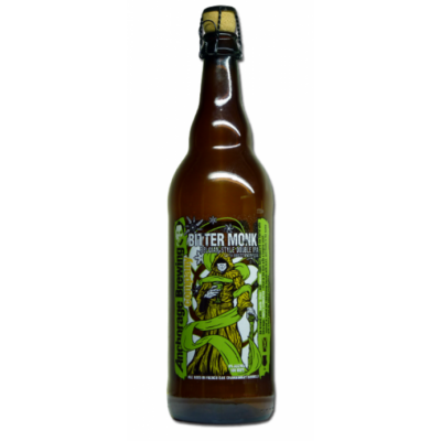 Bitter Monk | Anchorage Brewing (USA) | 0,375L - 9%