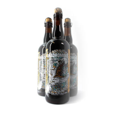 Anadromous   Anchorage Brewing (USA)   0,375L - 8,5%