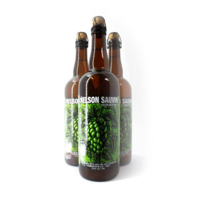 Nelson Sauvin Saison | Anchorage Brewing (USA) | 0,75L - 6,5%