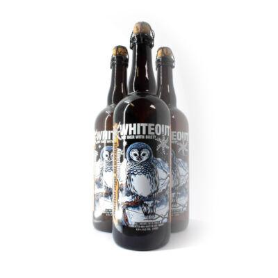 Whiteout | Anchorage Brewing (USA) | 0,75L - 6,5%